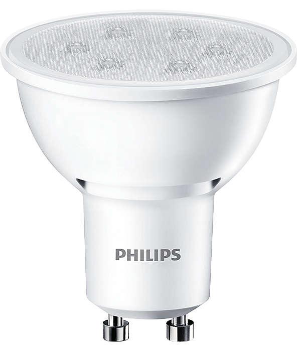 The affordable LED spot solution for retrofit MR16 spots