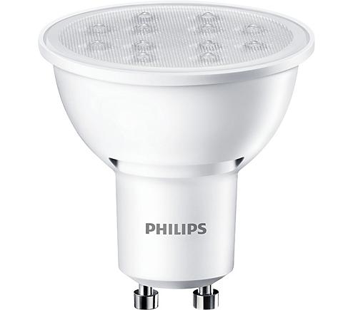 CorePro LEDspotMV 5-50W GU10 827 36D RN