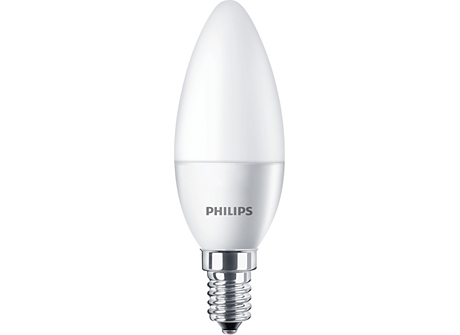 CorePro LEDcandle ND 5.5-40W E14 827 B35 FR
