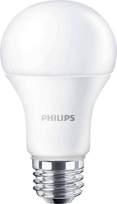 Markenqualität zum Einstiegspreis als Glühlampenersatz