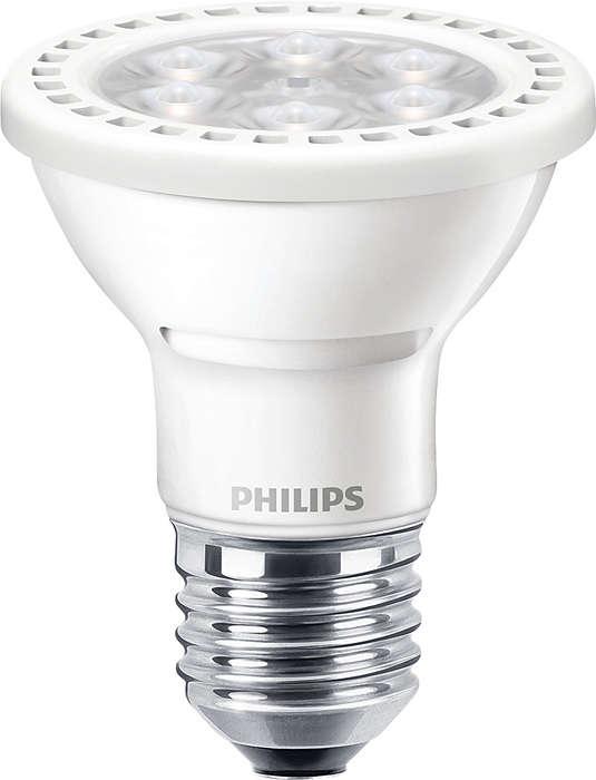 MASTER LEDspot PAR – A alternativa econômica para iluminação