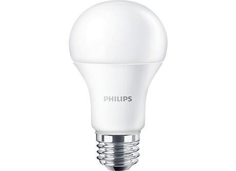 LEDBulb 9.5-60W E27 3000K A60 3PK/6 AU