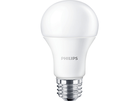 LEDBulb 10.5-75W E27 3000K 230V A60AU/PF