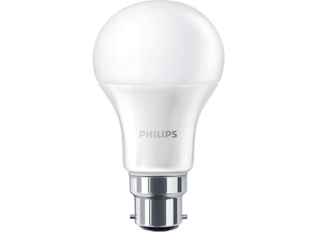 LEDBulb 10.5-75W B22 3000K 230V A60AU/PF
