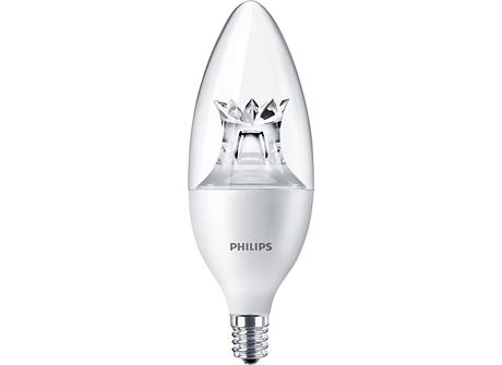 4.5B12/LED/827-22/E12 DIM 120V 10/1