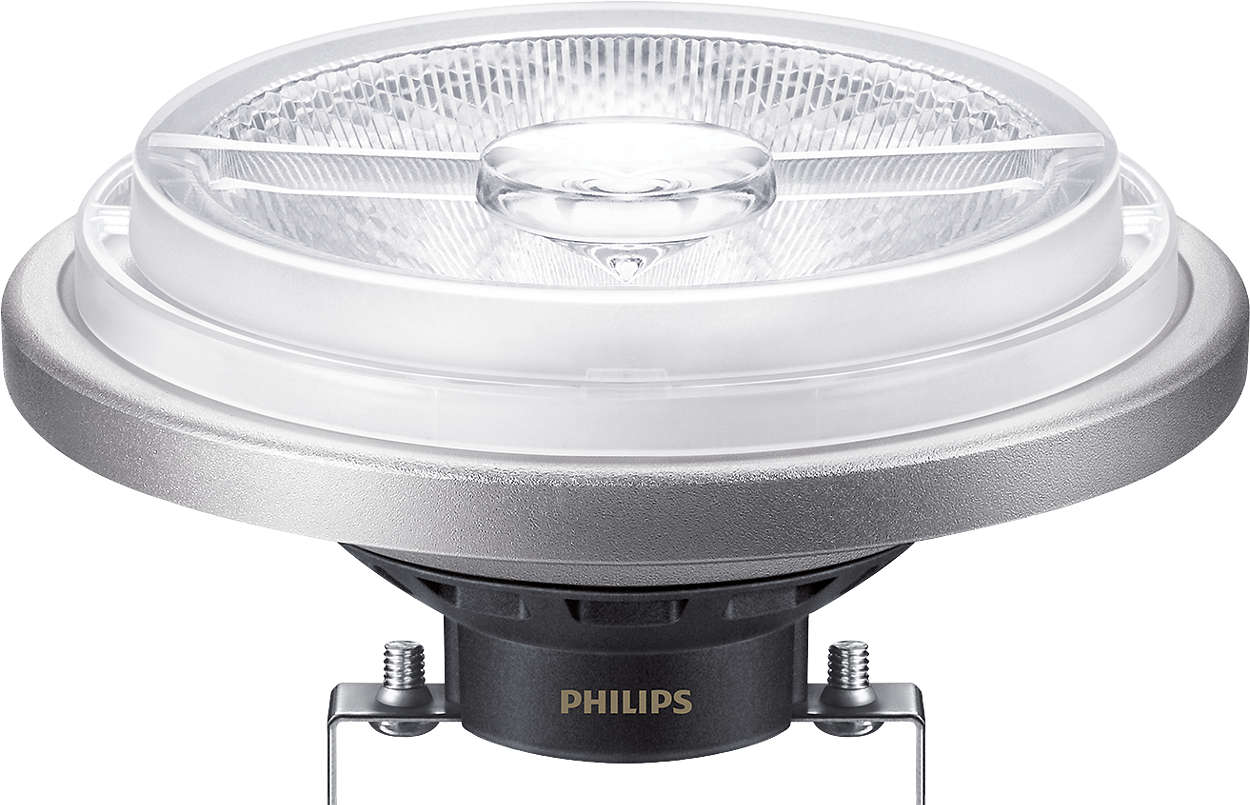 MASTER LEDspot LV AR111 - Ideal solution for spot lighting in shops