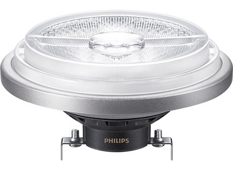 MAS LEDspotLV D 15-75W 927 AR111 24D