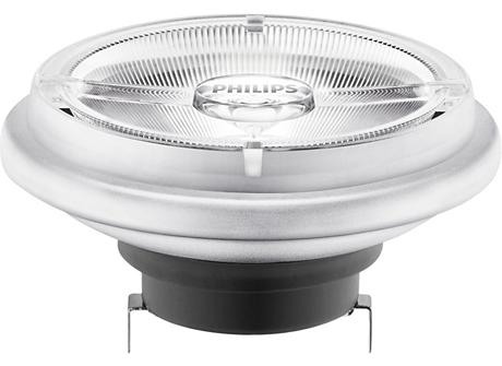 16AR111/LED/930/F25 DIM 12V 6/1