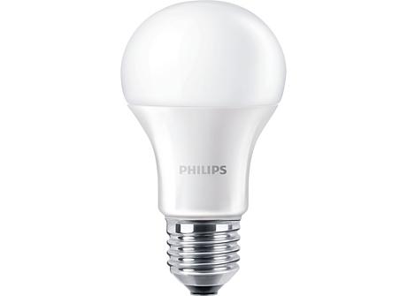 CorePro LEDbulb 9.5-60W 840 E27