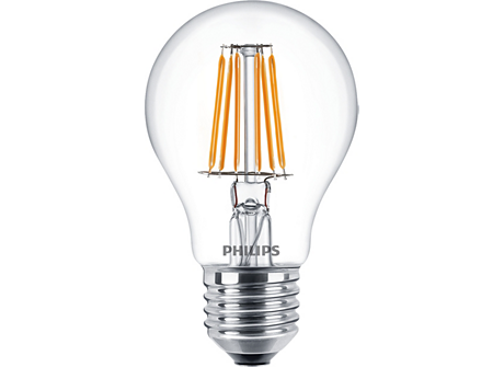 CLA LEDBulb ND 7.5-60W E27 WW A60 CL