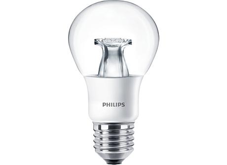 CorePro LEDbulb ND 6.5-40W E27A60 CL