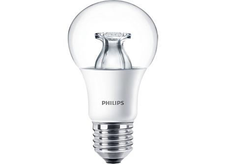 CorePro LEDbulb ND 9.5-60W E27A60 CL