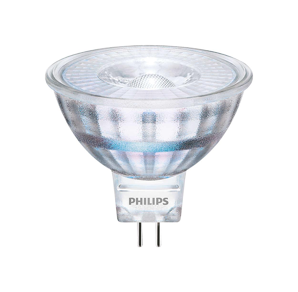 Det klassiske look & udtryk med LED-teknologi