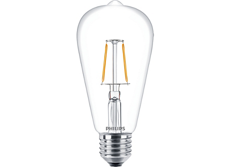LED Filament 2.3-25W E27 WW ST64 ND 1PF AU