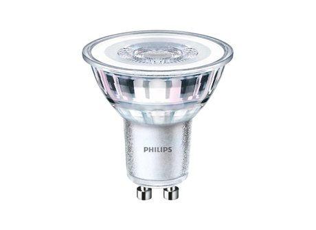 CorePro LEDspot 4-35W GU10 827 36D DIM