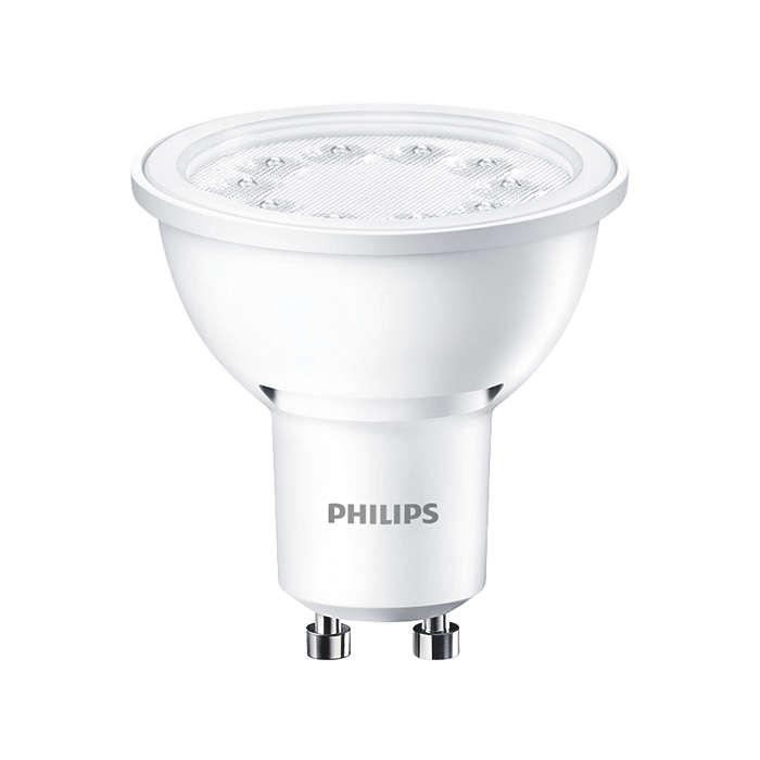 The affordable LEDspot solution