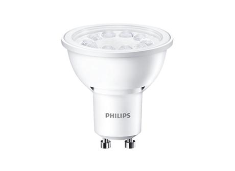 CorePro LEDspotMV 5-50W GU10 840 60D