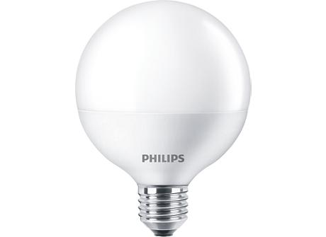 LED Globe 60W G93 E27 WW FR ND 1CT/4