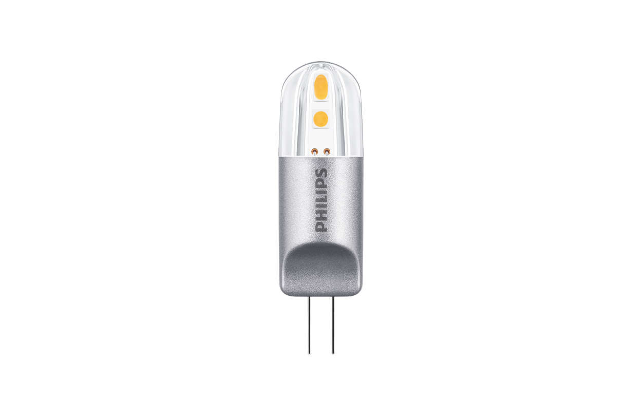 CorePro LEDcapsule LV - For task lighting and decorative applications