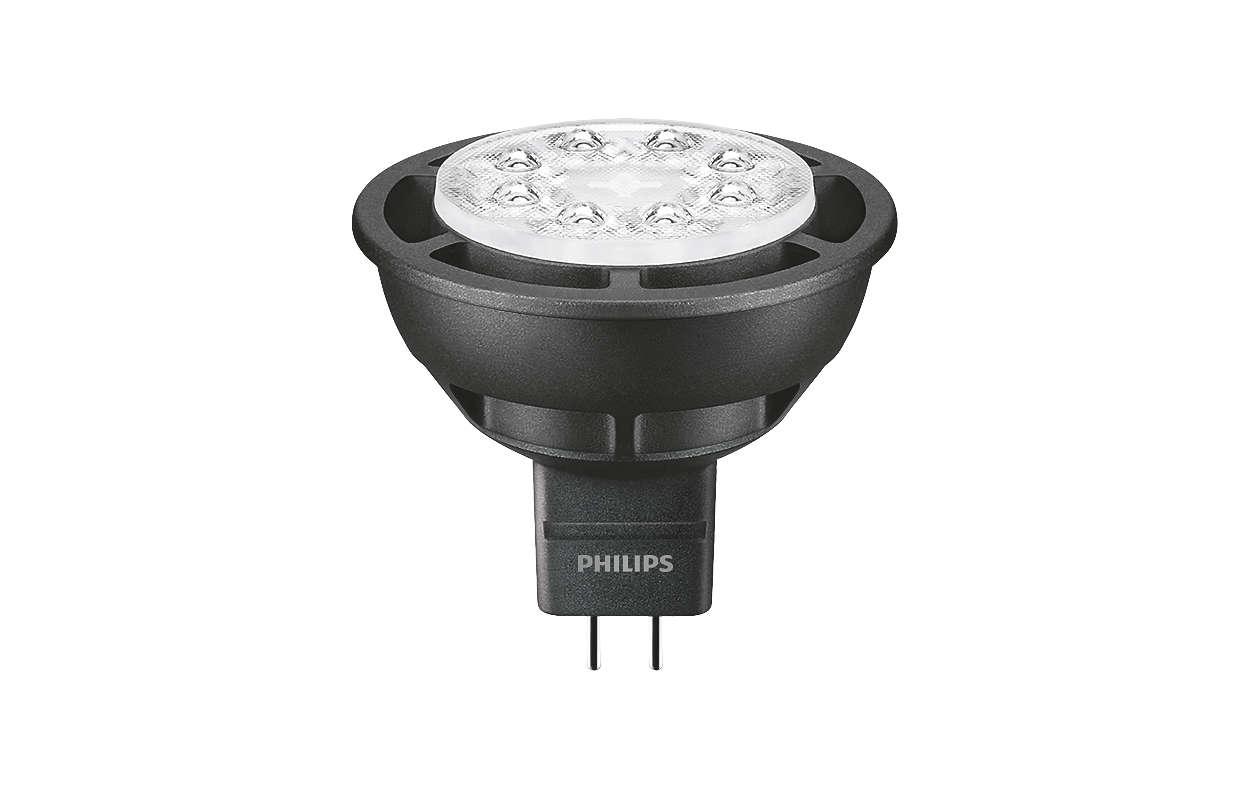 MASTER LEDspot LV – Den idealiska lösningen för spotbelysning