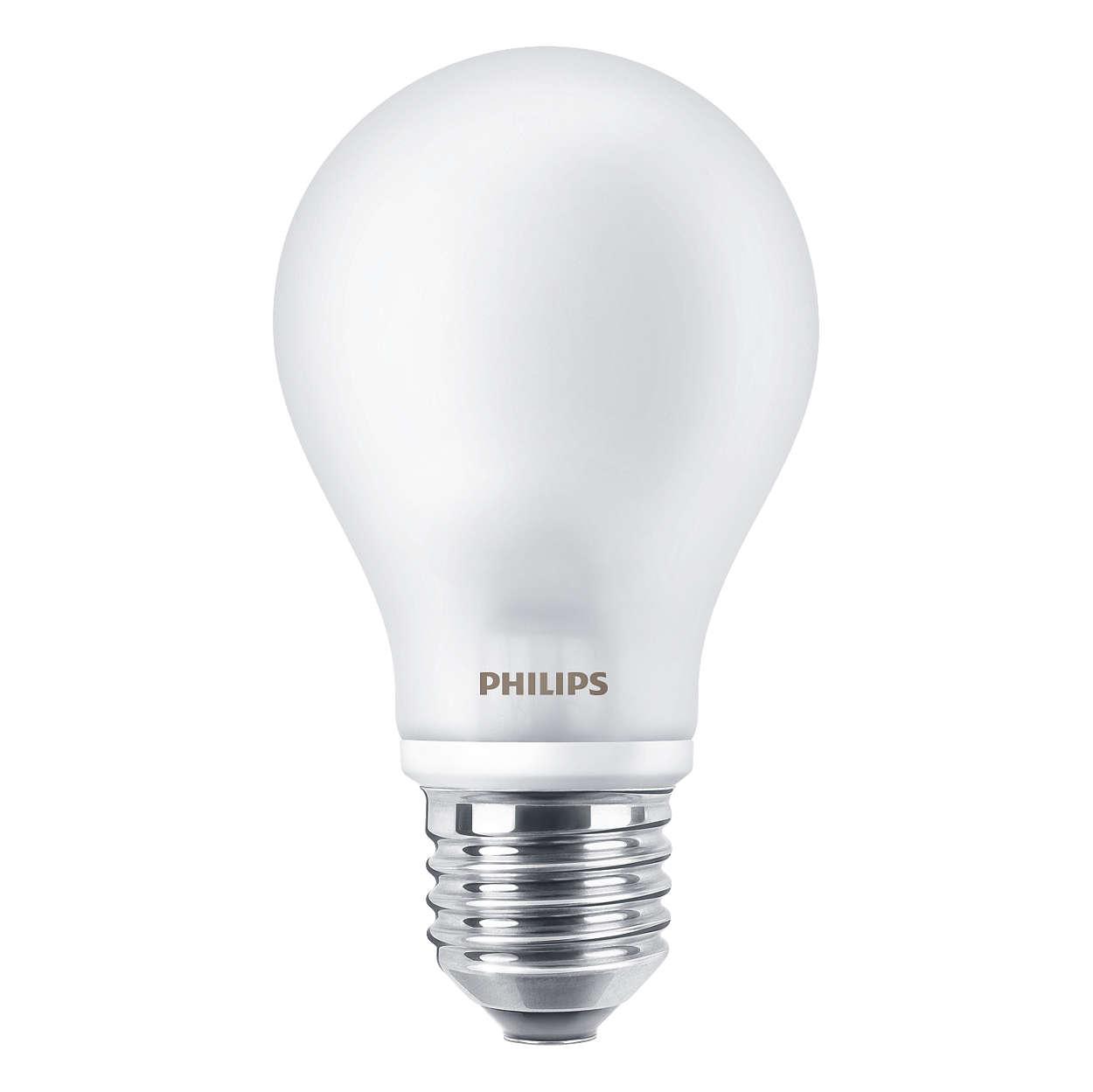 Klasický vzhled i dojem a LED vlákno  pro dekorativní osvětlení