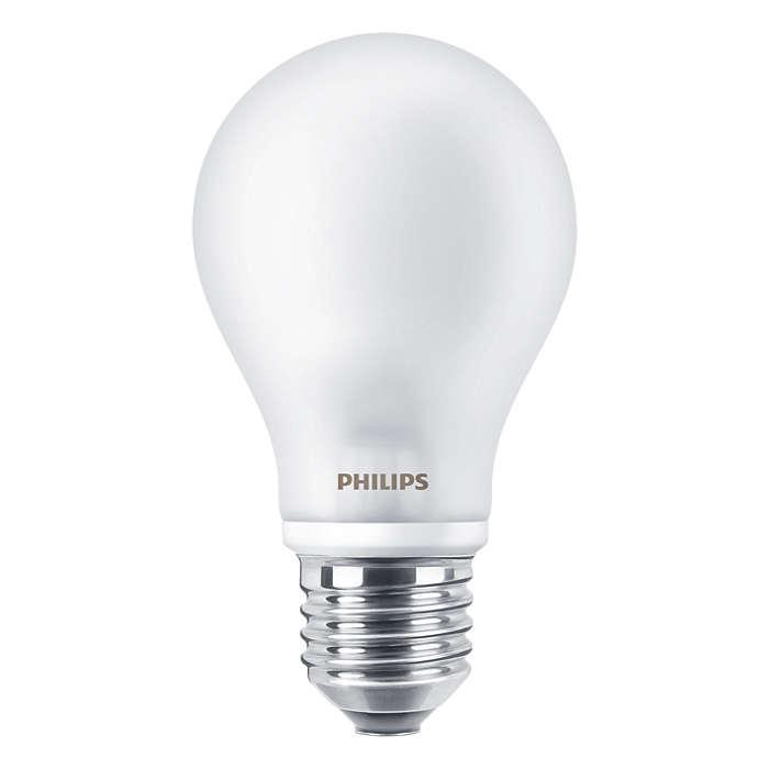 Klasyczny wygląd i żarnik LED do oświetlenia dekoracyjnego