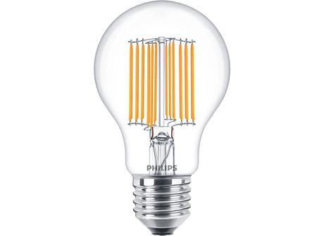 LED A60 3-60W E27 CL ND830