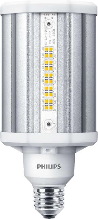 Najlepsze oświetlenie LED do zastąpienia wysokoprężnych lamp wyładowczych (High-Intensity Discharge, HID)