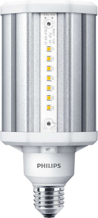 LED-Alternative für Hochdruckentladungslampen