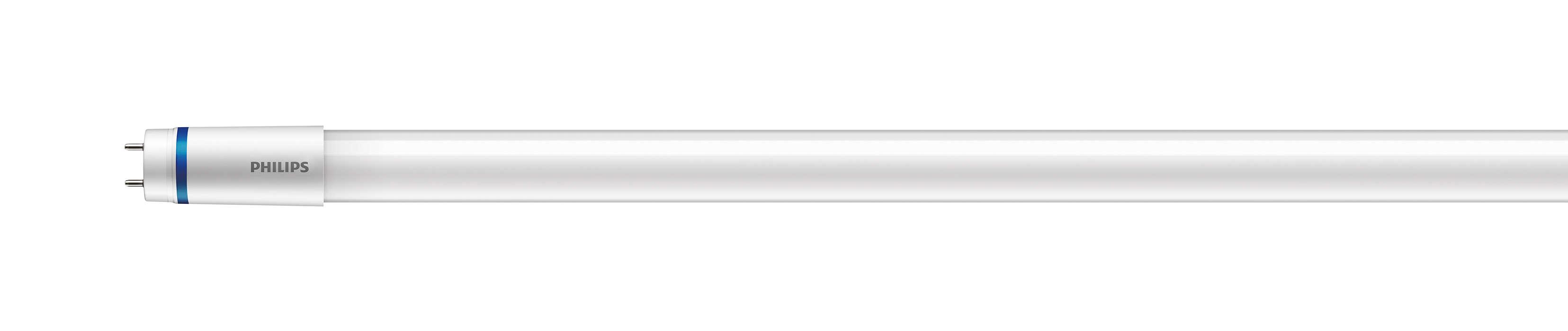 The new generation of energy saving tube lighting
