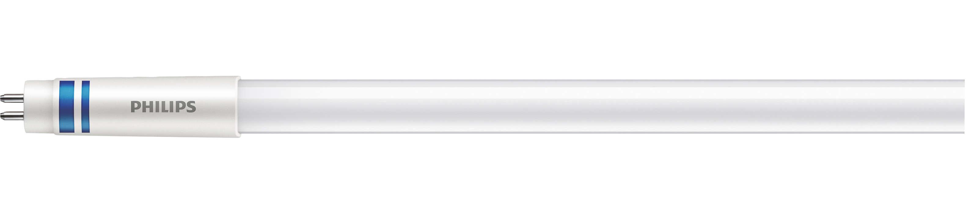 The new generation of energy-saving T5 tube lighting