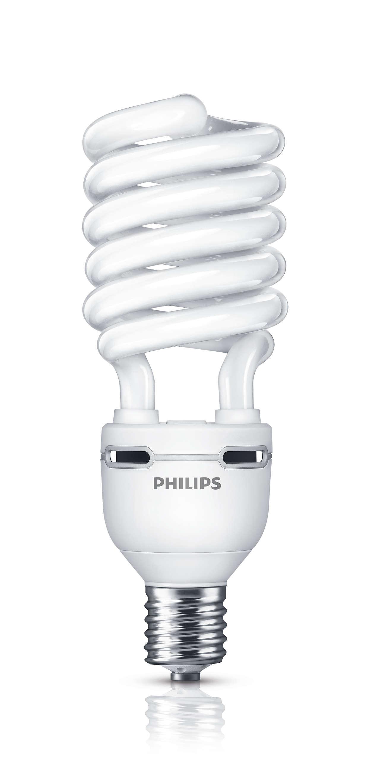 En kombination af fremragende lysudbytte, design & ydelse