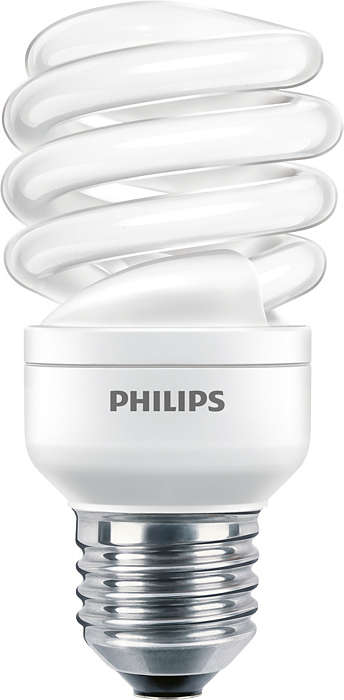 An energy saver combines energy saving & a compact design