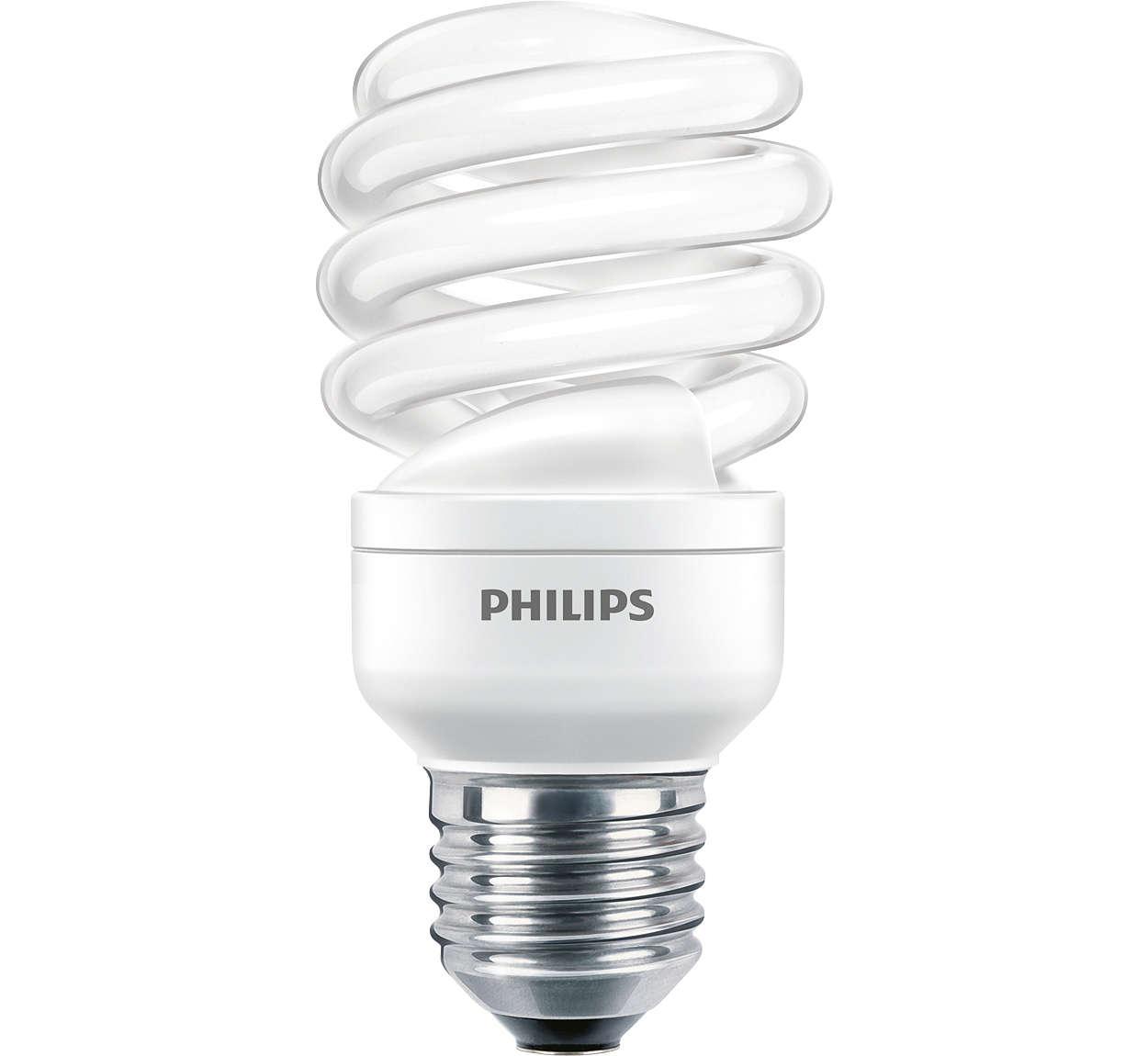Καλός λαμπτήρας εξοικονόμησης ενέργειας με συμπαγές σχήμα