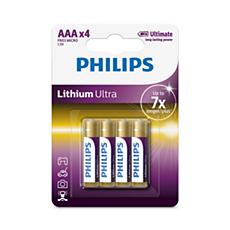 FR03LB4A/10 Lithium Ultra Batteria