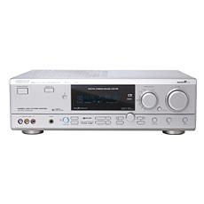 FR996/01S  Sistema receptor de AV digital