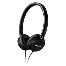 FS3BK/00 -    Słuchawki