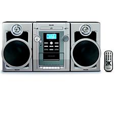 FWC139/55  Mini sistema Hi-Fi