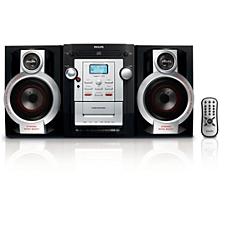 FWC143/12 -    Sistema mini Hi-Fi