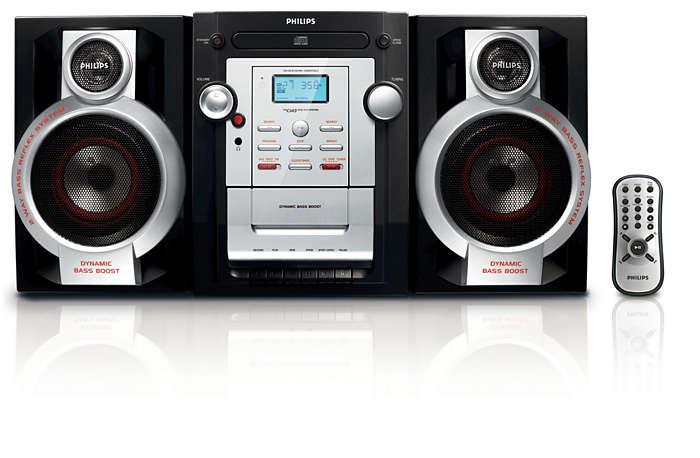 Bogate funkcje dźwiękowe