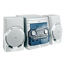 FWC170/19  Mini Hi-Fi System