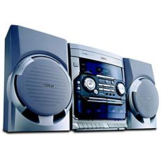 FWC170/21  Minisistema Hi-Fi