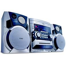 FWC270/19  Mini Hi-Fi System