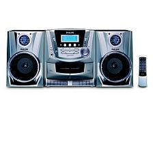 FWC5/21  Mini sistema Hi-Fi