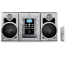 FWD132/98  DVD Mini Hi-Fi System