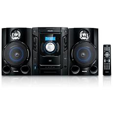 FWD154/98 -    DVD Mini Hi-Fi System