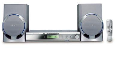 Philips WAC3500D/97 Wireless Music Center Mac