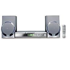 FWD17/21M -    Mini Hi-Fi System