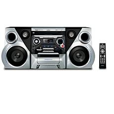 FWD185/98 -    DVD Mini Hi-Fi System