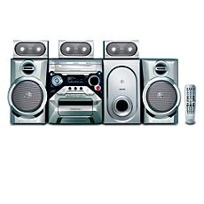 FWD186/98  DVD Mini Hi-Fi System